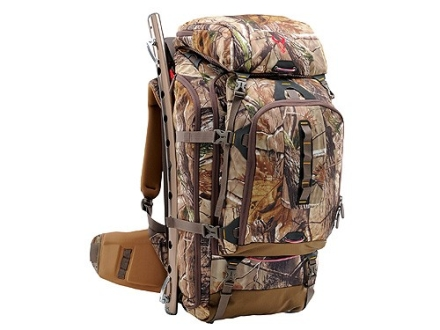Badlands OX External Frame Backpack Polyester and Aluminum