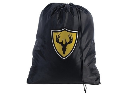 ScentBlocker Carbon Storage Bag Nylon Black
