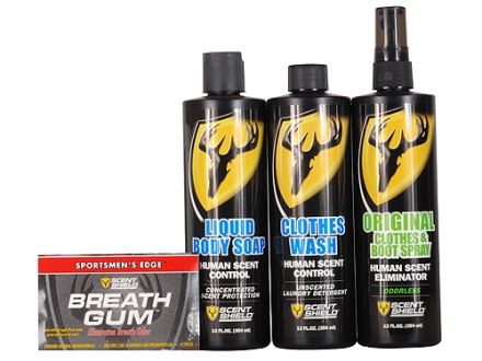 ScentBlocker Bone Collector 12 oz Scent Elimination Kit