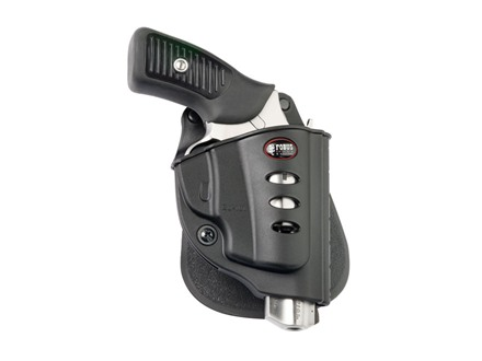 Fobus Evolution Paddle Holster Right Hand Ruger LCR, SP101 Polymer Black