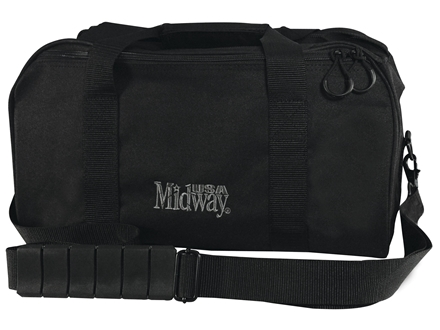 MidwayUSA Range and Field Bag PVC Coated Polyester Black