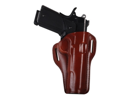 Bianchi 57 Remedy Outside the Waistband Holster Right Hand 1911 Government Leather Tan