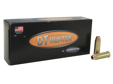 Doubletap Ammunition 44 Remington Magnum 200 Grain Barnes XPB Hollow Point Lead-Free Box of 20