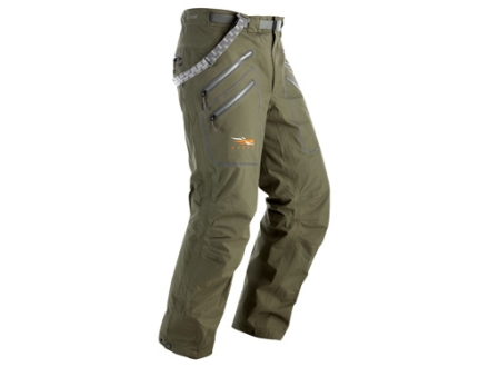 Sitka Gear Men's Stormfront Rain Pants Polyester