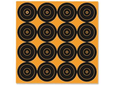 "Birchwood Casey Big Burst BB3 3"" Bullseye Target Package of 48"