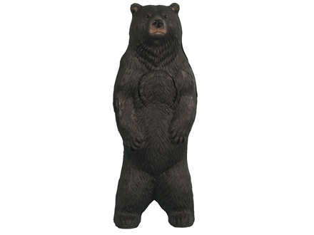 Rinehart Small Black Bear 3-D Foam Archery Target