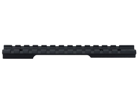 Weaver 1-Piece Multi Slot Tactical Weaver-Style Base for Remington 700 Short Action Matte