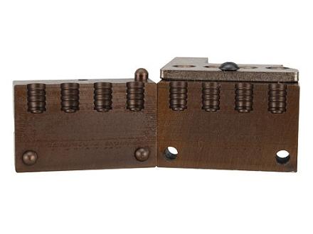 Saeco 4-Cavity Bullet Mold #323 32 Caliber (313 Diameter) 95 Grain Wadcutter