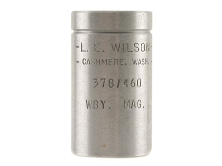 L.E. Wilson Trimmer Case Holder 378 Weatherby Magnum, 460 Weatherby Magnum