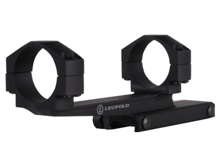 Leupold Mark 8 Integral Mounting System (IMS) 1-Piece Picatinny-Style Mount with Integral Rings AR-15 Flat-Top Matte