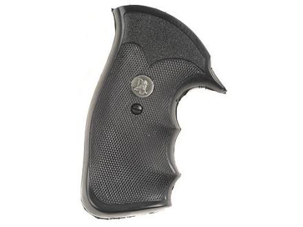 Pachmayr Gripper Decelerator Grips with Finger Grooves Ruger Super Redhawk Rubber Black