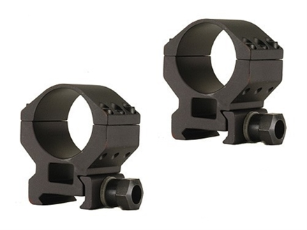 Millett 30mm See-Thru Picatinny-Style Tactical Rings Matte