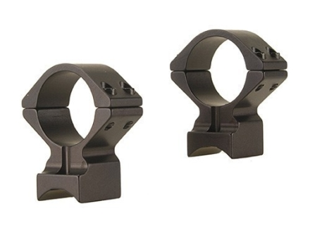 "Talley Lightweight 2-Piece Scope Mounts with Integral 1"" Rings Savage 93 Matte Medium"