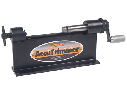 Lyman 50 BMG AccuTrimmer with Pilot