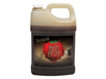 Primos Red Spot Syrup Deer Supplement Liquid 1 Gallon