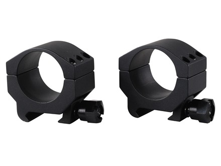 Burris 30mm Xtreme Tactical Picatinny-Style Rings Matte Low Package of 2