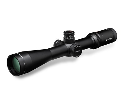 Vortex Viper HS-T Rifle Scope 30mm Tube 4-16x 44mm Side Focus VMR-1 MOA Reticle Matte