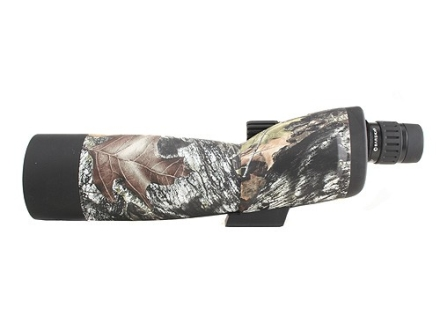 Barska Blackhawk Spotting Scope 20-60x 60mm with Tripod and Hard Case Rubber Armored Mossy Oak Break-Up Camo