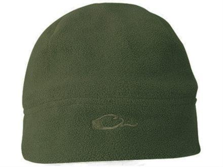 Drake Fleece Beanie Polyester Olive Green