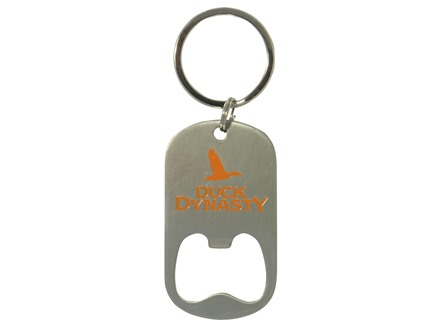 Duck Dynasty Keychain Bottle Opener
