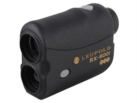 Leupold RX-600i with DNA Laser Rangefinder 6x Black