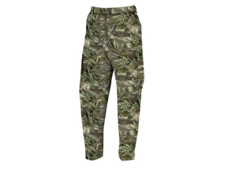 "Russell Outdoors Men's Explorer Midweight Cargo Pants Cotton Polyester Blend Realtree Max-1 Camo XL 42-44 Waist 33"" Inseam"