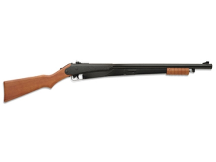 Daisy Model 25 Pump Action Air Rifle 177 Caliber BB Wood Stock Matte Barrel