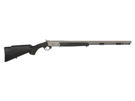 "Traditions Pursuit UL XLT Muzzleloading Rifle 50 Caliber Synthetic Stock Black 28"" Cerakote Barrel"