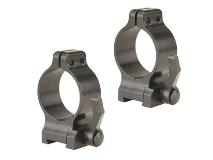 "Talley 1"" Quick Detachable Scope Rings With Lever"