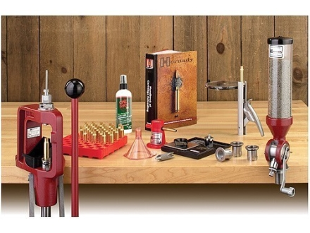 Hornady Lock-N-Load Classic Single Stage Press Kit with One Shot Non-Hazardous Case Lube Pump Spray