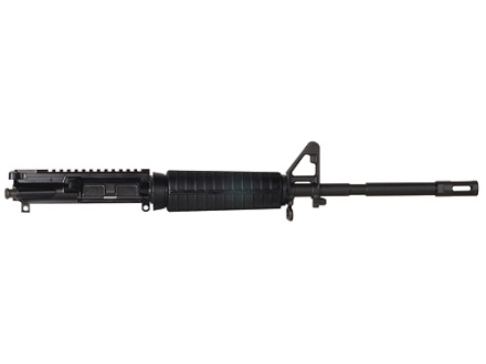 "Bushmaster AR-15 A3 Flat-Top Upper Assembly 7.62x39mm 1 in 10"" Twist 16"" Barrel Chrome Lined Chrome Moly Matte with A2 Front Sight, Flash Hider, 30-Rnd Magazine"