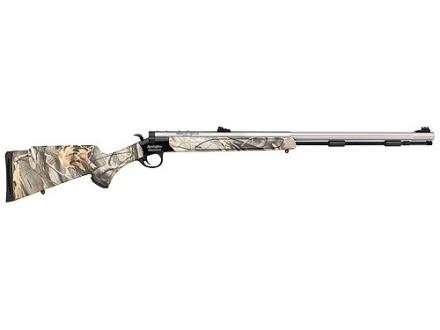 "Remington Genesis Buckmaster Blackpowder Rifle 50 Caliber # # 209 Primer Synthetic Stock Realtree Hardwoods HD Camo 1 in 28"" Twist 28"" Barrel Realtree Hardwoods HD Camo"