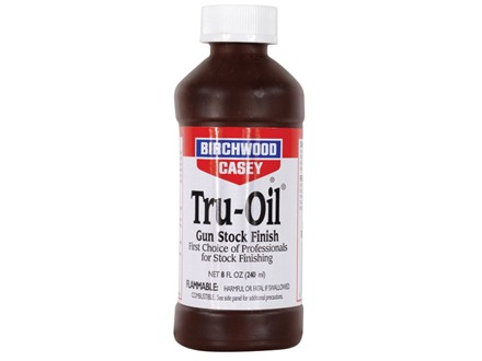 Birchwood Casey Tru-Oil Gunstock Finish 8 oz Liquid