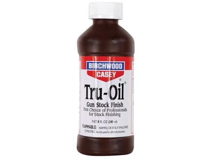 Birchwood Casey Tru-Oil Gunstock Finish 8 oz Liquid