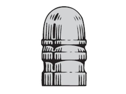 Saeco 2-Cavity Bullet Mold #321 32 Caliber (313 Diameter) 95 Grain Round Nose