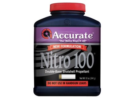 Accurate Nitro 100 Smokeless Powder