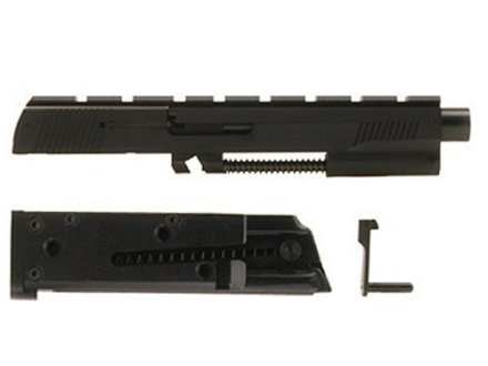 Marvel Match Conversion Kit Fixed Barrel with Weaver-Style Scope Mount STI 2011 22 Long Rifle Matte