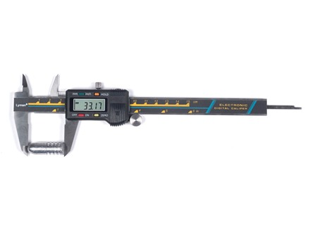 "Lyman Electronic Caliper 6"" Stainless Steel"