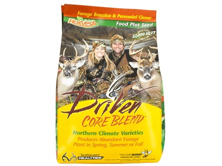 Evolved Harvest Driven Core Blend Food Plot Seed 2.5 lb