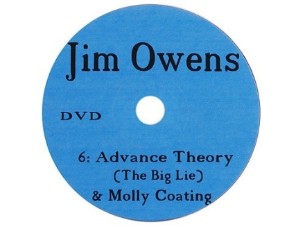 "Jim Owens Video ""Advanced Theory (The Big Lie) and Moly Coating"" DVD"
