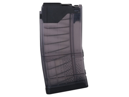 Lancer Systems L5 AWM Advanced Warfighter Magazine AR-15 223 Remington 20-Round Polymer Translucent Smoke