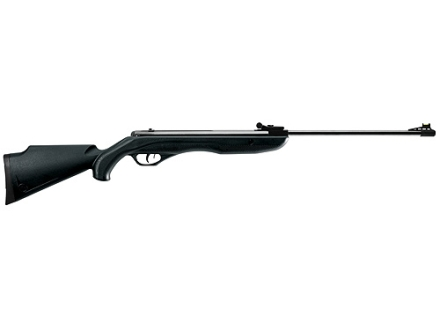 Crosman Phantom Air Rifle 177 Caliber Black Synthetic Stock Matte Barrel Matte