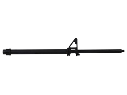 "Olympic UltraMatch Barrel AR-15 223 Remington Heavy Contour 1 in 10"" Twist 24"" Stainless Steel Black"