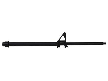 "Olympic UltraMatch Barrel AR-15 223 Remington Heavy Contour 1 in 10"" Twist 24"" Stainless Steel Black"