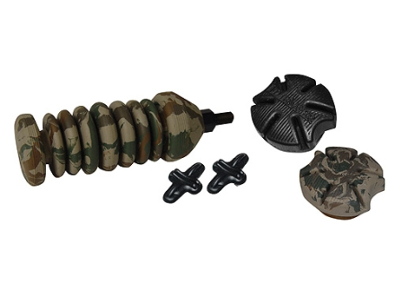 Limbsaver Hunter Pack Bow Silencing Kit Camo