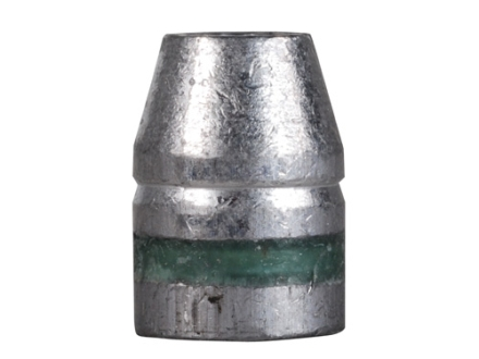 Hunters Supply Hard Cast Bullets 38 Caliber (357 Diameter) 115 Grain Lead Pentagon Hollow Point