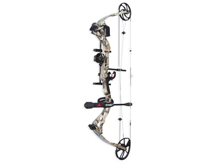 "Diamond Core Compound Bow Package Right Hand 40-70 lb 25""-30"" Draw Length Mossy Oak Break-Up Infinity Camo"