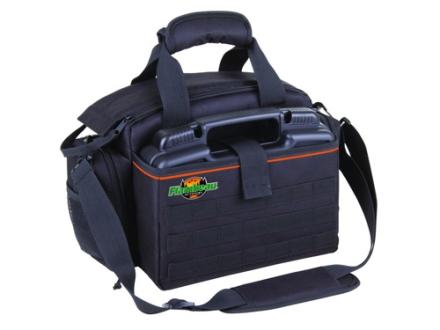 Flambeau Safe Shot Small Range Bag with Hard Pistol Case Black