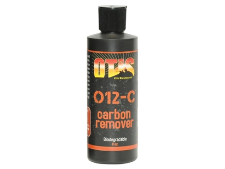 Otis O12-C Carbon Remover 8 oz Liquid