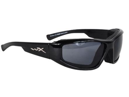 Wiley X Jake Sunglasses Smoke Lens